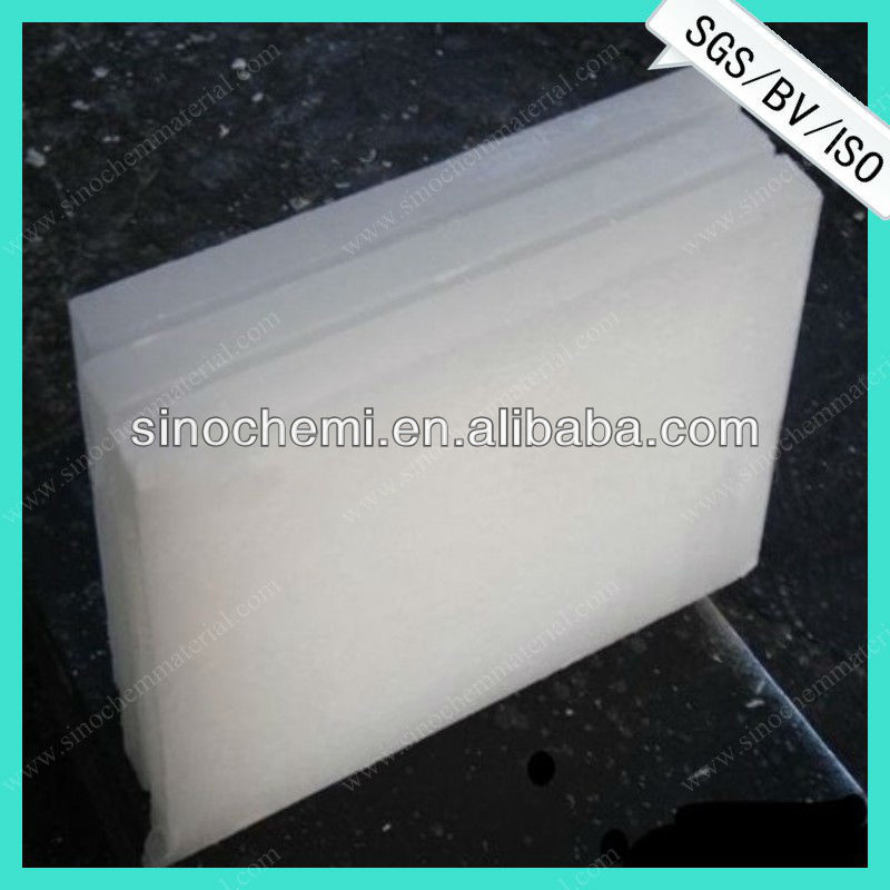Fully and semi refined 58 60 paraffin wax china made