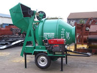 trade assurance used diesel concrete mixer price