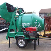 Trade Assurance Used Diesel Concrete Mixer