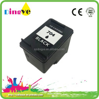factory compatible for hp 704 ink cartridge for D2060 D2010 K110A K010A printer
