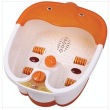 New design professional Foot Spa Bath Massager Portable Heat Temperature Automatic Massagehealth electric foot massage machine
