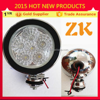 12v 24v auto led light fog lamp headlight for car truck