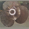 CCS,BV,ABS,RINA,GB,LR approved boat engine high speed semi-submerged ship propeller icebreaking ship propeller