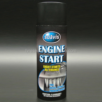 Low Temperature engine Starting fluid Agent