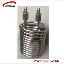 Stainless steel tube cooling coil,heat exchanger