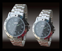 couple watches men women wrist watch new product cheap gift lover watch metalic band