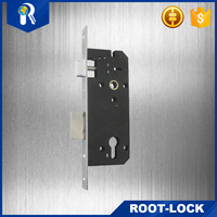 system hotel key card lock self locking door handle safe digital lock