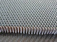 3003, 5052 Light weight, High strength aluminum honeycomb core for door,wall Decoration partition