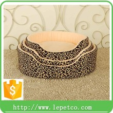 factory direct low price high quality Eco-friendly warm princess pet bed for dogs