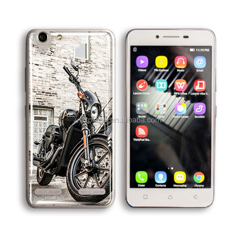 Free sample ultra slim epoxy resin mobile phone cover for lenovo a3500
