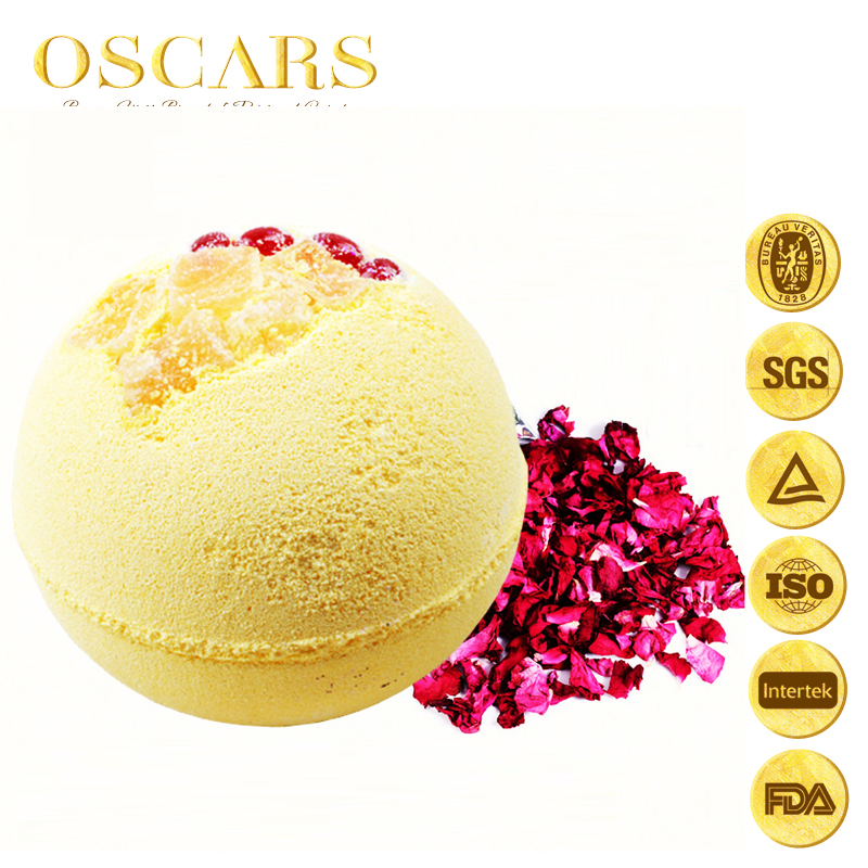 2016 New Formular Round Shape whitening bath soap balls for sale