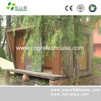 wooden finish container summer house or mobile coffee shop(XYS-01)