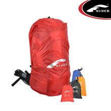High Quality camping waterproof nylonCamp internal frame30-50L rucksack rain cover backpack