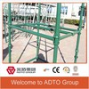 High Grade Steel galvanized Q235 tubular scaffolding system cuplock scaffolding system with heavy load