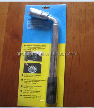 Wheel Nut Wrench 17/19mm Socket Wrench For Sale