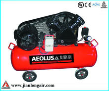 4HP 120L belt driven air compressor copper motor