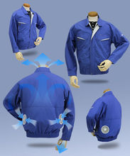 WW004 New Air conditioning clothes Cool conditioned Work Jacket