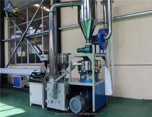 High-speed PE PVC pulverizer/plastic powder mill machine