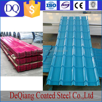 Galvanized Roofing Sheet /sheet metal galvanized steel algeria/4x8 galvanized steel sheet