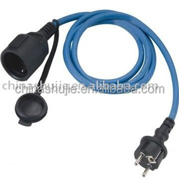 Waterproof Extension Cord extension wire