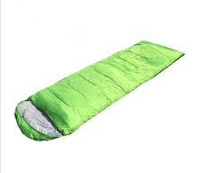 Wholesale Green Traveler Camping Sleeping Bag