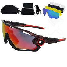 JBR Polarized Cycling sunglasses Bicycle Running sport Cycling glasses bicicleta Gafas ciclismo Cycling Eyewear 5 Len