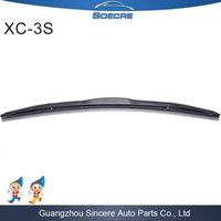Customerized Frame Wiper Blade for Toyota Crown 2009 24 18 U hook