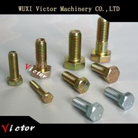 Various Types Of Self Tapping Drilling
