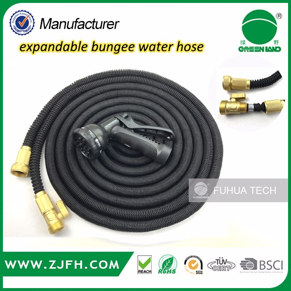 2017 type newest hot sale promotion expandable bungee water <strong>hose</strong>