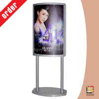 poster stand floor stand digital signage advertising