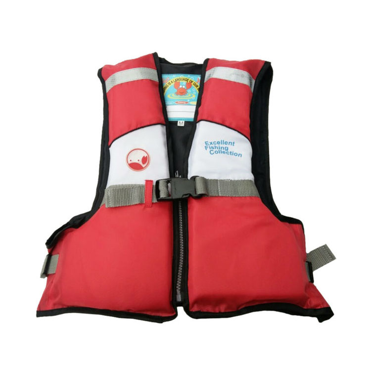gas cylinder for foam life jacket