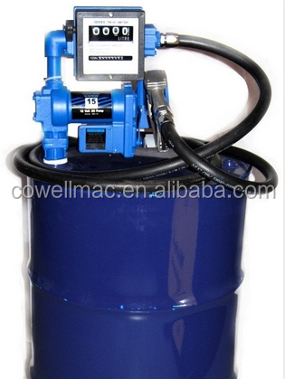 unleaded petrol& diesel pump station ( with flow meter ) 12V 24V
