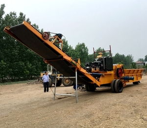 China best supplier big wood tree root chipping and crushing machine/tree stump crusher /Wood stump chipper