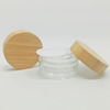 /product-detail/30g-1oz-glass-cosmetic-container-eco-friendly-bamboo-lid-jar-for-cosmetic-packaging-60803373600.html
