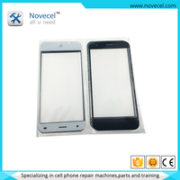 China suppliers cell phone cover glass for Zte q5/ q7 broken lcd screen replacement