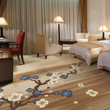 Elegant Hotel Wool Carpet And Rug YH-888