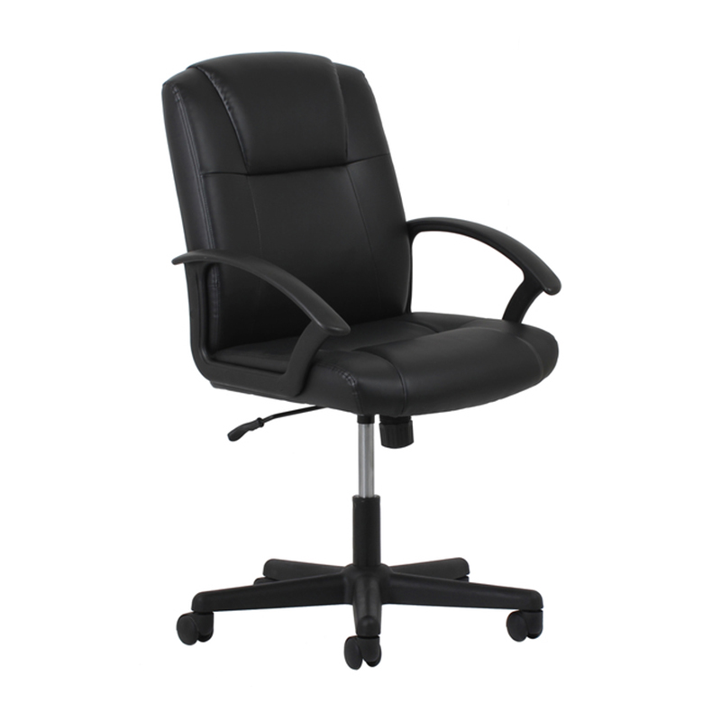 Executive air conditioned clerk pu leather office chair furniture description