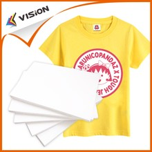 Best Quality Iron Heat Transfer Paper For Mug/Polyester/Cotton T-Shirt