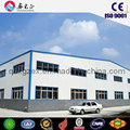 China Prefabricated Light Steel Frame Warehouse Building Design for Africa