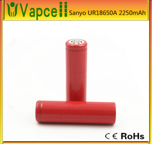 high quality SANYO 100% original new UR18650A 2250mah battery