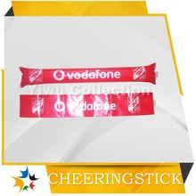 new product,sealed rattle discs,2014 world cup inflatable cheering sticks