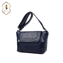 New fashion women PU leather shoulder bags / Business laptop shoulder bags