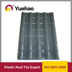 Royal style asa synthetic resin roof tile for sale