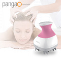 HEAD MASSAGER Four-wheel Rotary Massage Design Electric Vibrating Massager
