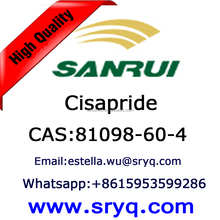 API-Cisapride, High purity cas 81098-60-4 Cisapride