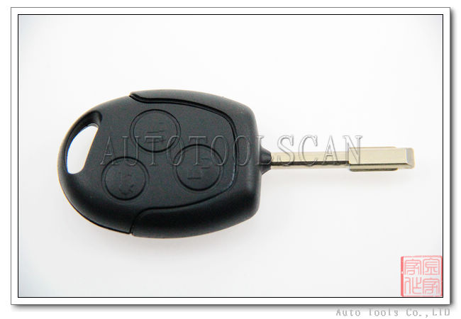 auto smart key for Ford Mondeo Remote Key 4D60 glass Chip 433Mhz FO21 AK018009
