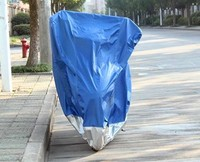 strong and durable trendy style motorcycle cover/motorcycle bike moped scooter cover at low price with free sample