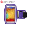 New product customized soccer captain armband for samsung galaxy s6,running waterproof armband for smartphone