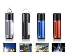 Best metal outdoor sports colorful bluetooth speaker with flashing light