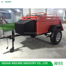 Multifunctional caravan trailer camper equipment with kitchen stove for muban